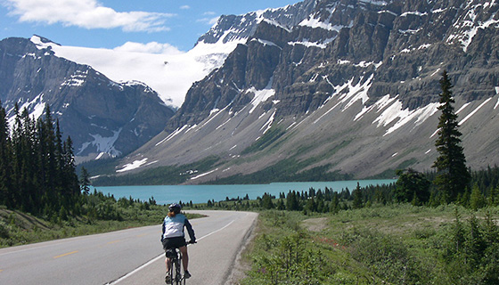 Canadian Rockies Singles-Solos Multisport Tour